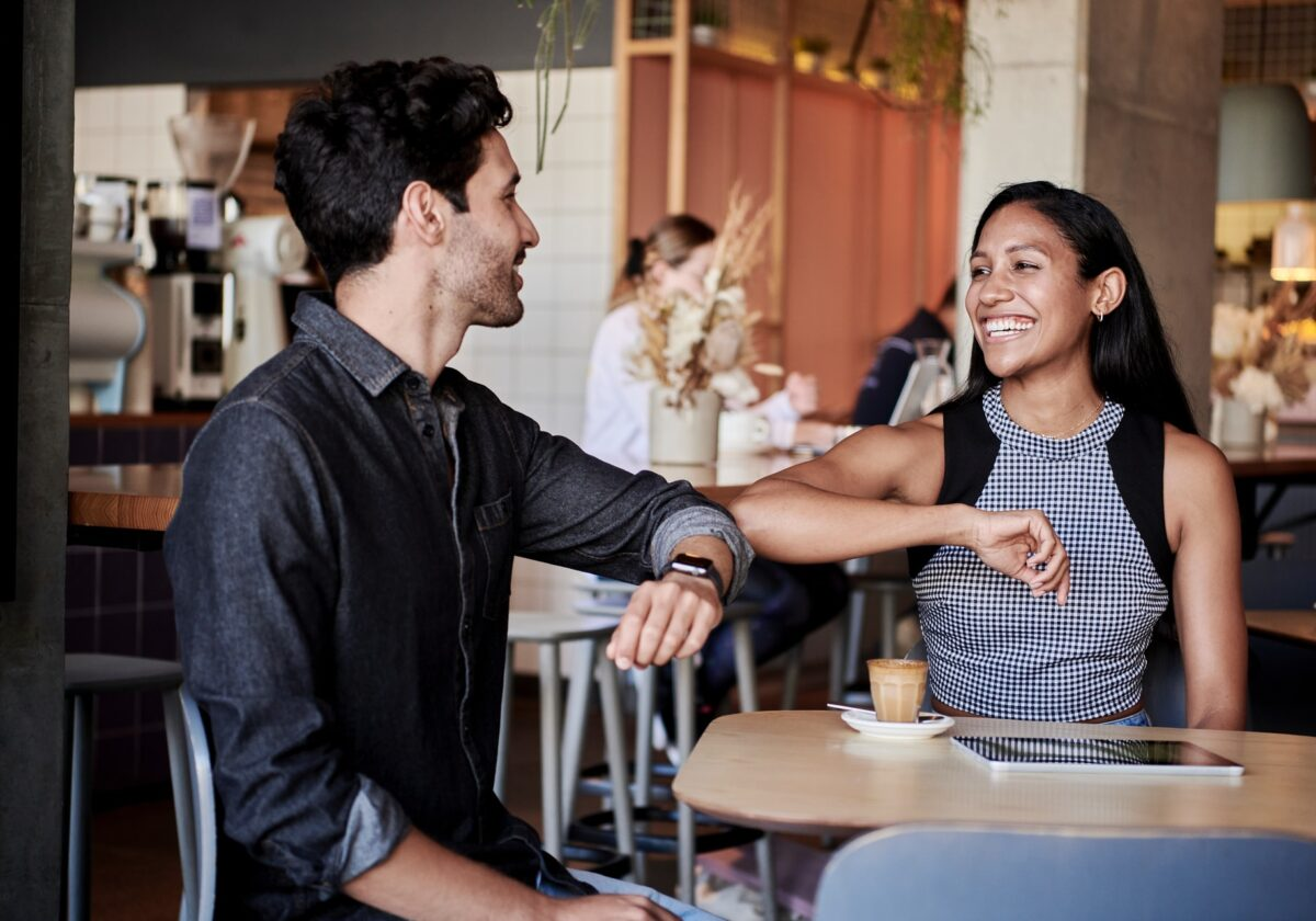 Overcoming inhospitality is part of changes
